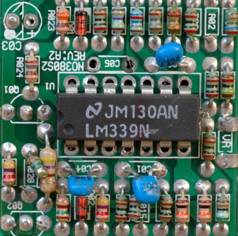 Resistors etc